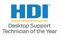 Desktop Support Technician of the Year