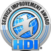 HDI Service Improvement Award