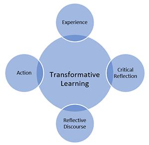 training, transformative learning