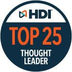 Top 25 Thought Leaders, technical support, service management
