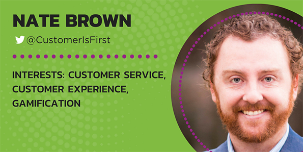 Nate Brown, custserv
