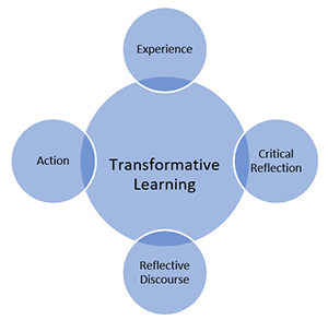 training, transformative learning