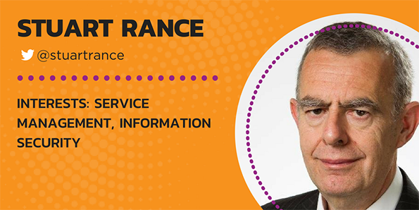 Stuart Rance, information security, ITSM