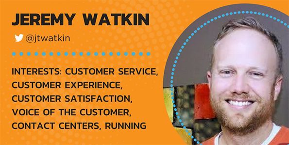 Jeremy Watkin, custserv, contact center