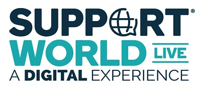 SupportWorld Live Digital Experience Small Logo
