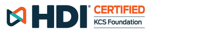 HDI Certified | KCS Foundation