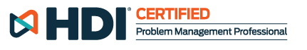 HDI Certified | Problem Management Professional
