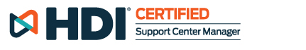 HDI Certified | Support Center Manager