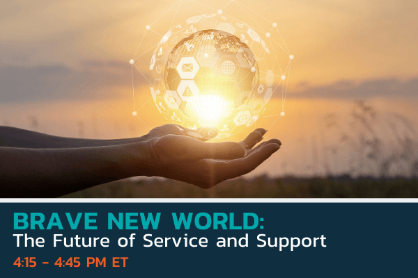 Brave New World The Future of Service and Support