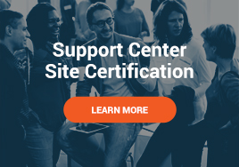 HDI Support Center Site Certification